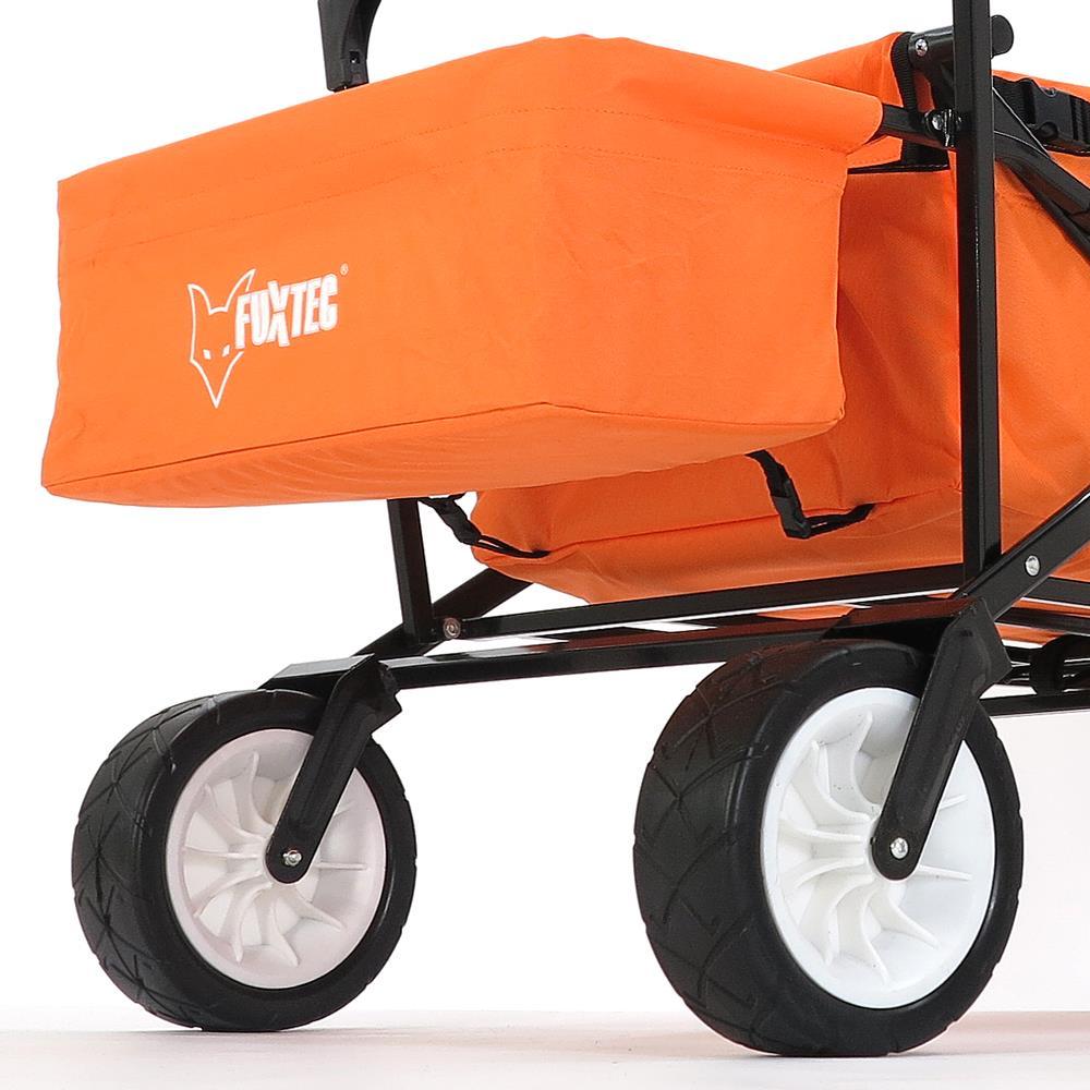 b ware bollerwagen faltbarer strandwagen handwagen. Black Bedroom Furniture Sets. Home Design Ideas