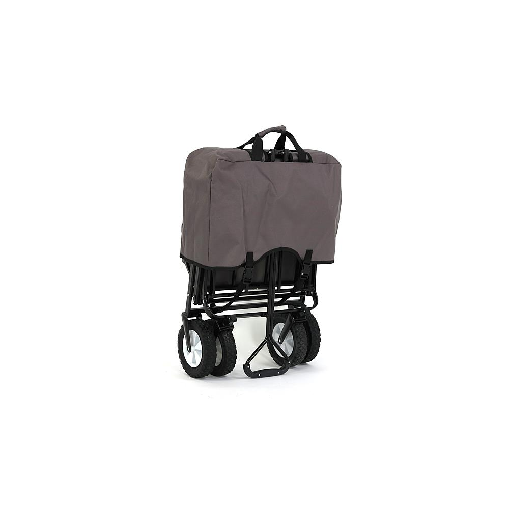 fuxtec faltbarer bollerwagen ger tewagen faltbar transportwagen strand wagen ebay. Black Bedroom Furniture Sets. Home Design Ideas