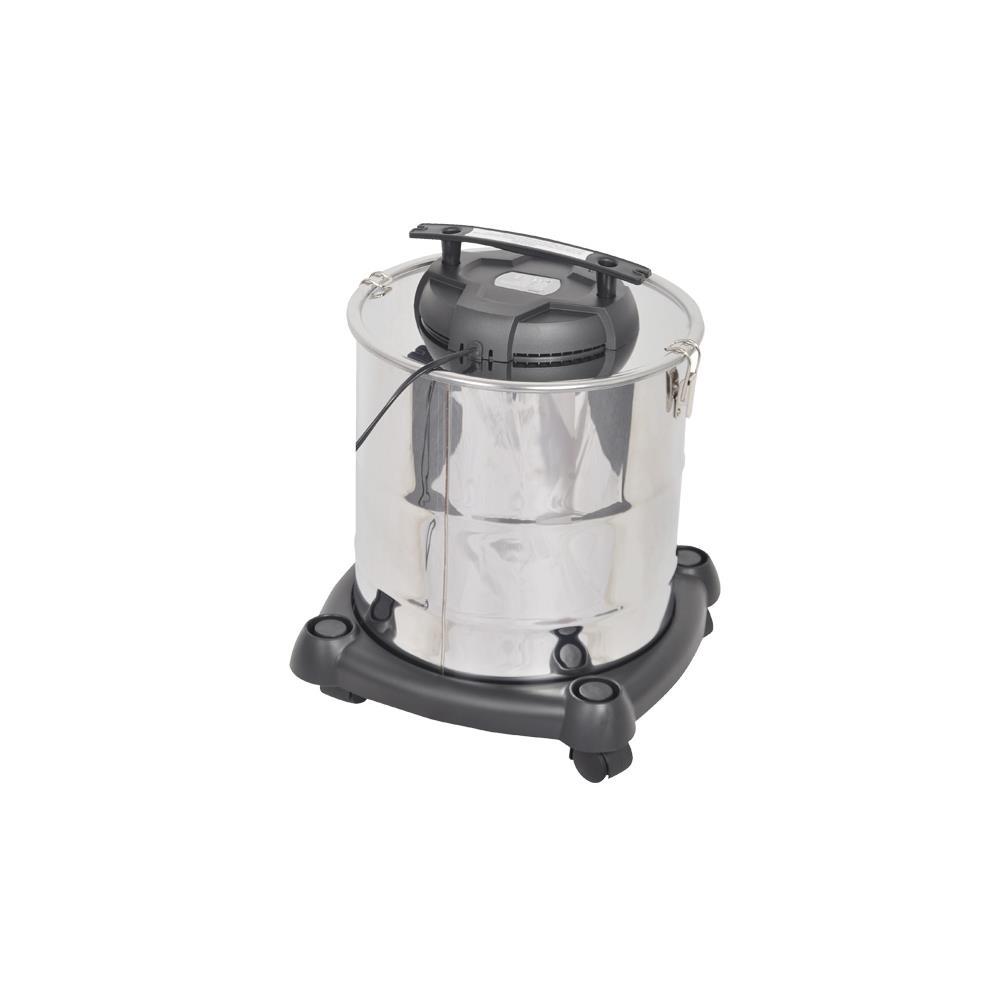 aschesauger 1200 watt kaminsauger 20l mit motor  ~ Staubsauger Filter Reinigen